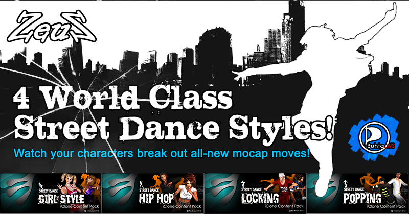 Street Dance Collection » Buhta WS - ALL REALLUSION FREE FOR YOU