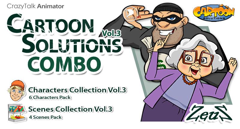 crazytalk animator cartoon solutions combo vol 3 page 5 buhta