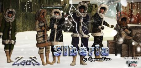 iClone Character Pack - Siberia