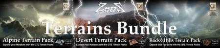 iClone Terrains Bundle