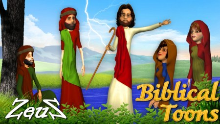 iClone Character Pack - Biblical Toons