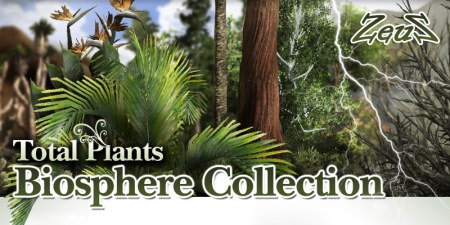 Total Plants - Biosphere Collection