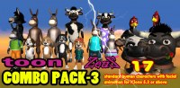 Toon Animals - Mega Collection (FOR VIPs ONLY)