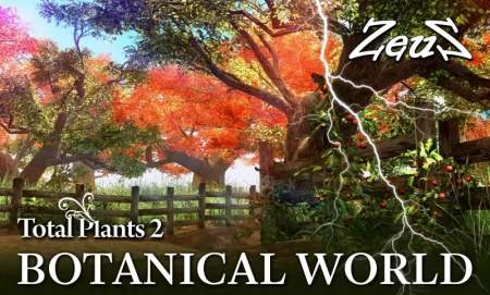 Total Plants 2 - Botanical World (FOR VIPs ONLY)