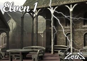 iClone Props Pack - Elven 1-3 COMBO