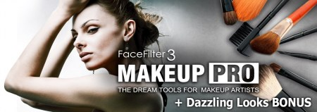 FaceFilter Combo Pack - Makeup PRO + Dazzling Looks Bonus (FOR VIPs ONLY)