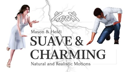 Suave and Charming Motions (FOR VIPs ONLY)