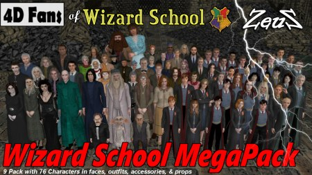 Wizard School BUNDLE