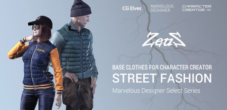 Street Fashion Base Clothing (FOR VIPs ONLY)