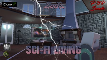 SCI-FI Living Bundle