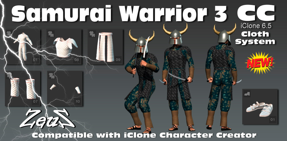 Character Creator » Buhta WS - ALL REALLUSION FREE FOR YOU