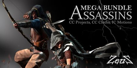Assassins Mega Bundle
