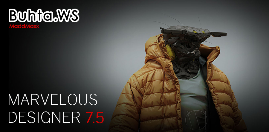 Marvelous Designer » Buhta WS - ALL REALLUSION FREE FOR YOU