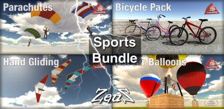 Sports Equipment Bundle
