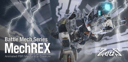MechREX BUNDLE
