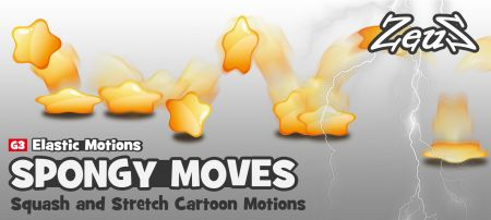 G3 Elastic Motions - Spongy Moves