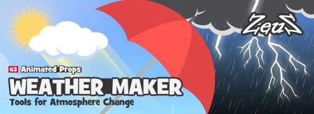 G3 Animated Props - Weather Maker