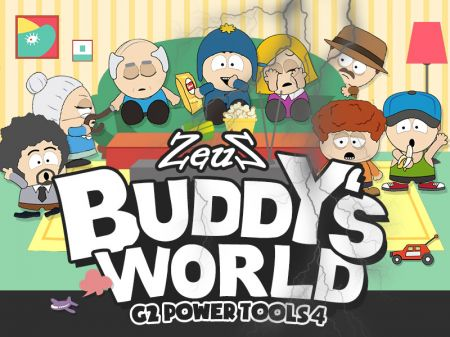 G2 PowerTools V4 - Buddy's World