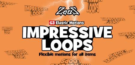 G3 Elastic Motions - Impressive Loops