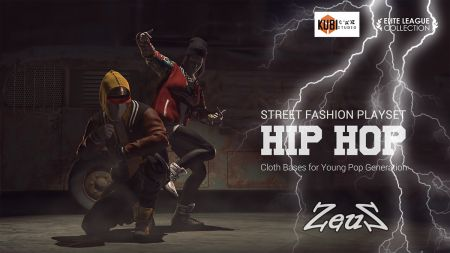 Street Fashion - Hip Hop